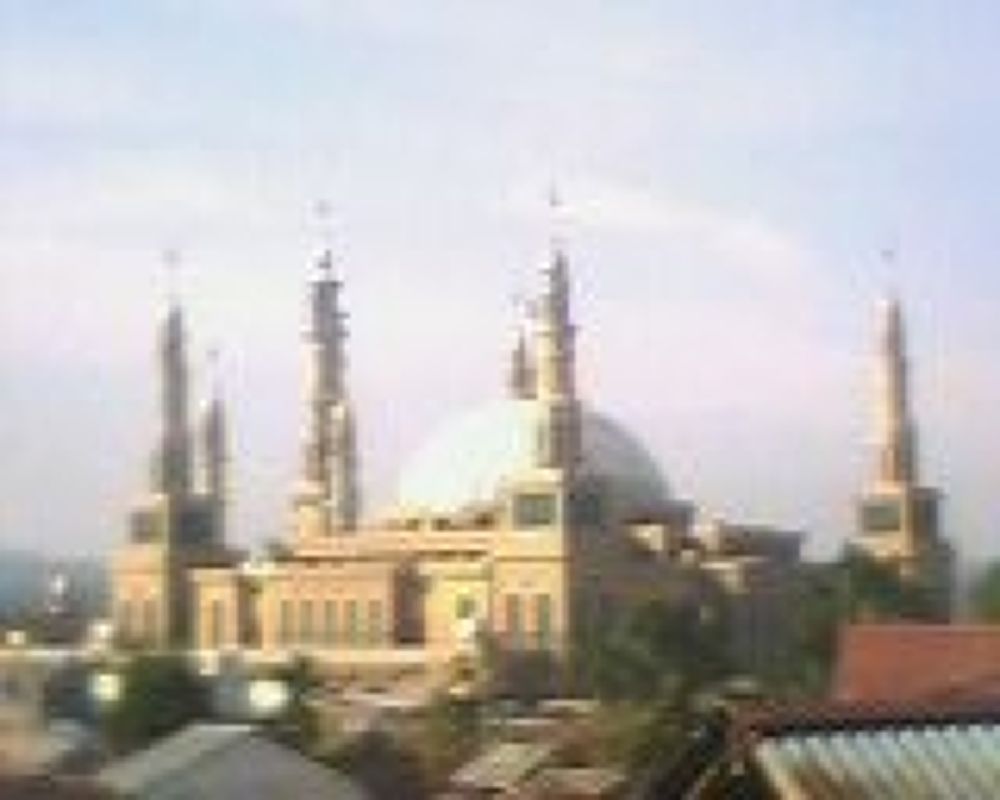 ISLAMIC CENTER by youpiccontest2