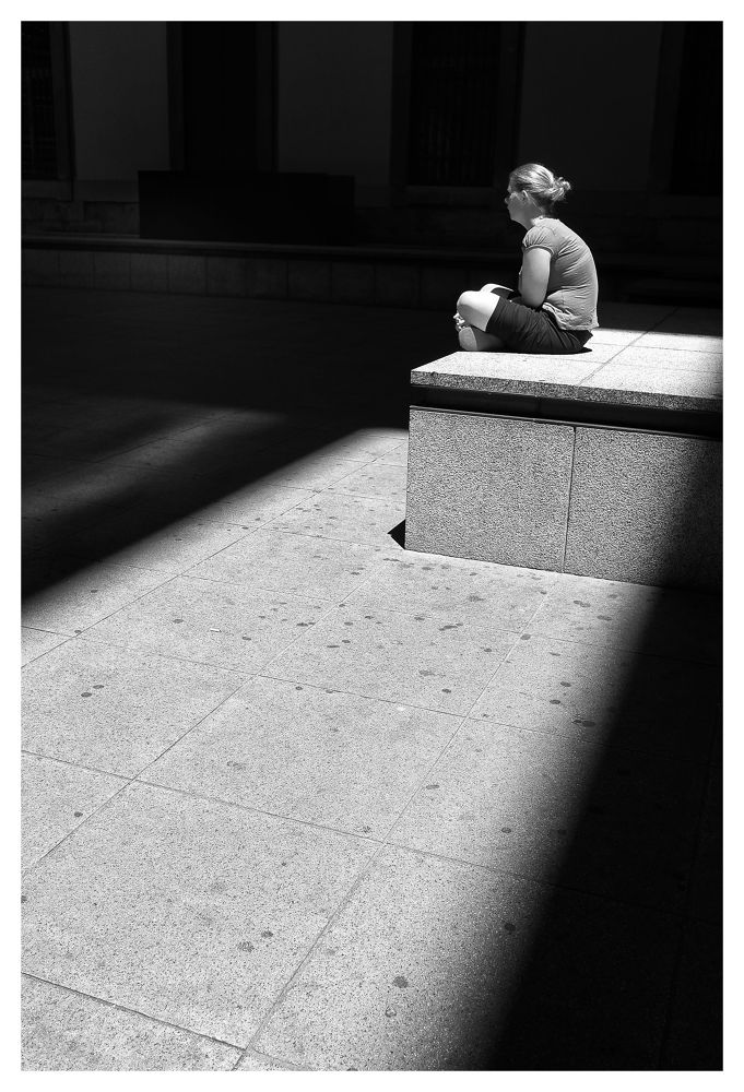 Light and Shadow 2 by Paak Haas