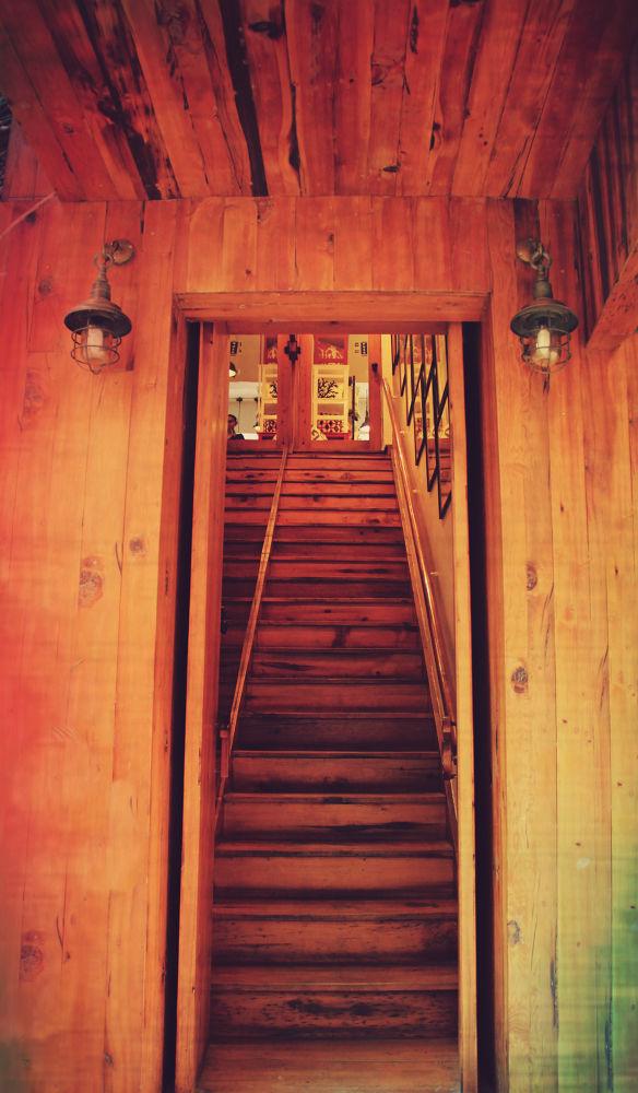 stairs by Palak Gupta