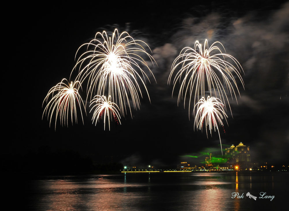 Fireworks... by Paklang