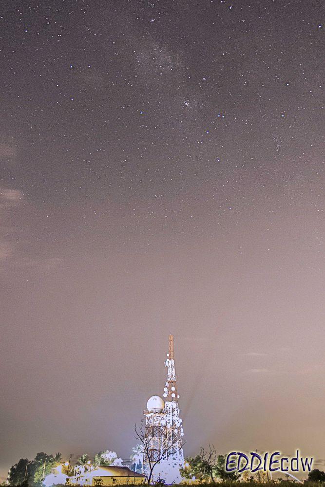 Milky Way by EddieCDW