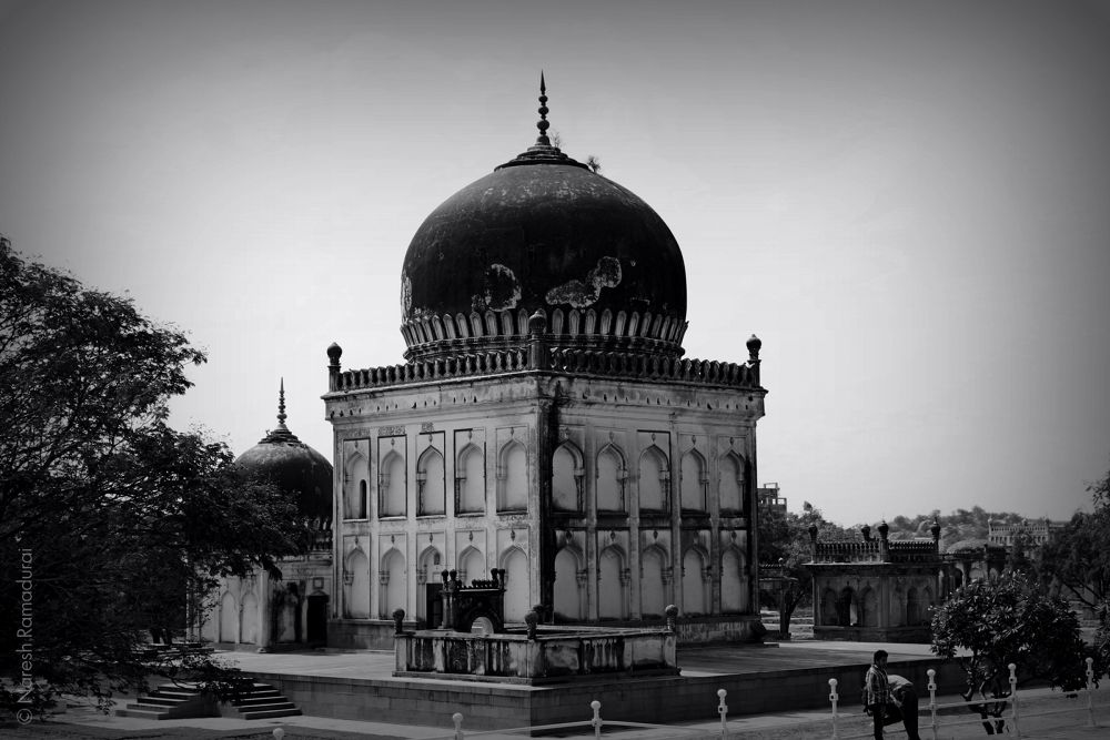 Qutub Shahi Tombs 3 by nareshramadurai