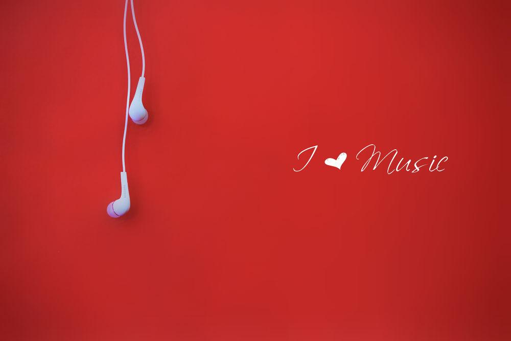 I Love Music by nareshramadurai