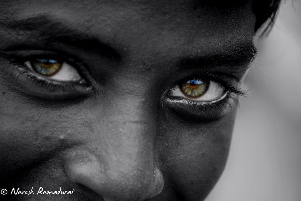 Eyes Speak More Than Lips by nareshramadurai