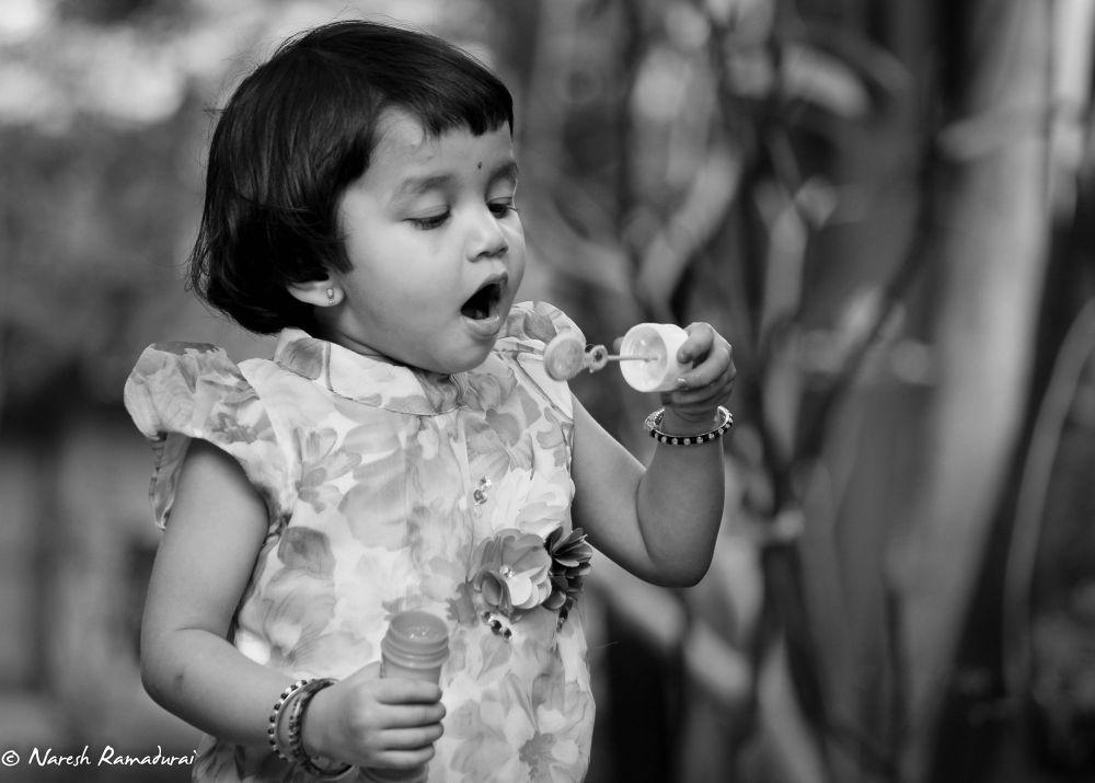 My Cute Niece by nareshramadurai