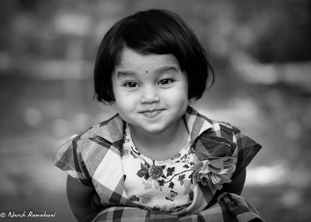 Harini's Prank Face by nareshramadurai