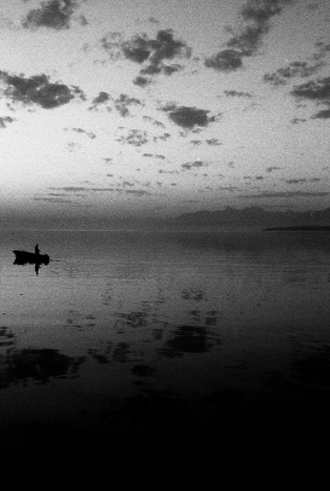 Fisherman by moshmangus