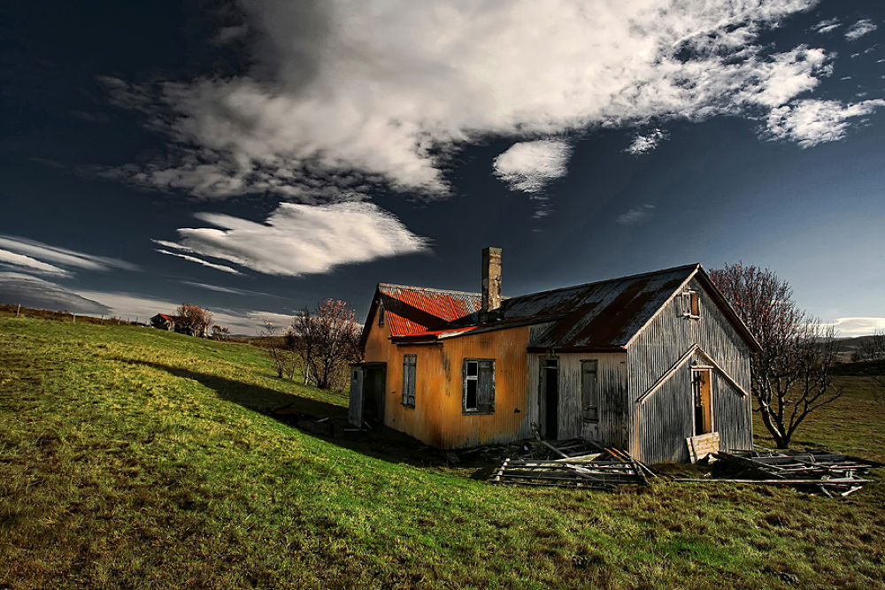 Memories from the Past  by Þorsteinn H. Ingibergsson