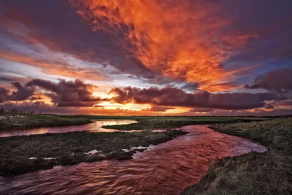 Red River  by Þorsteinn H. Ingibergsson