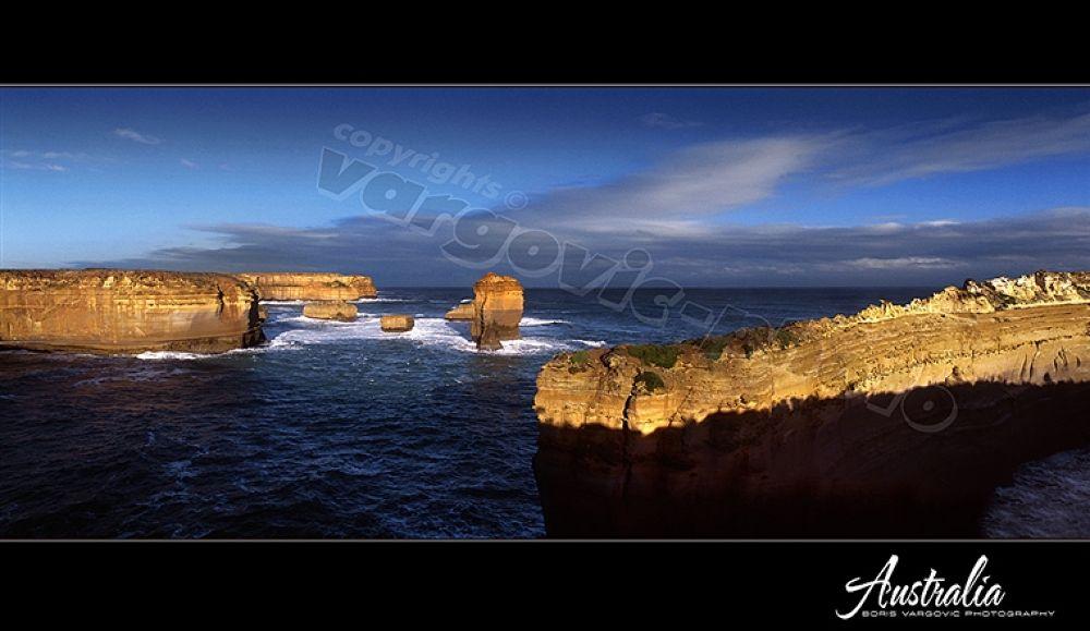 AUSTRALIA - PORT CAMPBELL 1 by Boris Vargovic