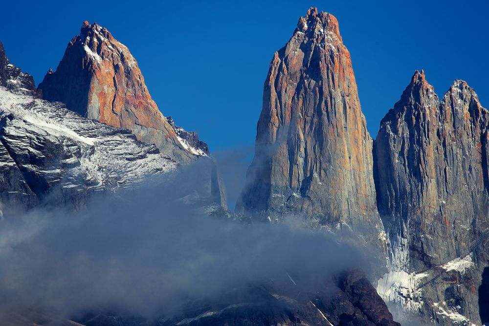 Torres del Paine by andré figueiredo