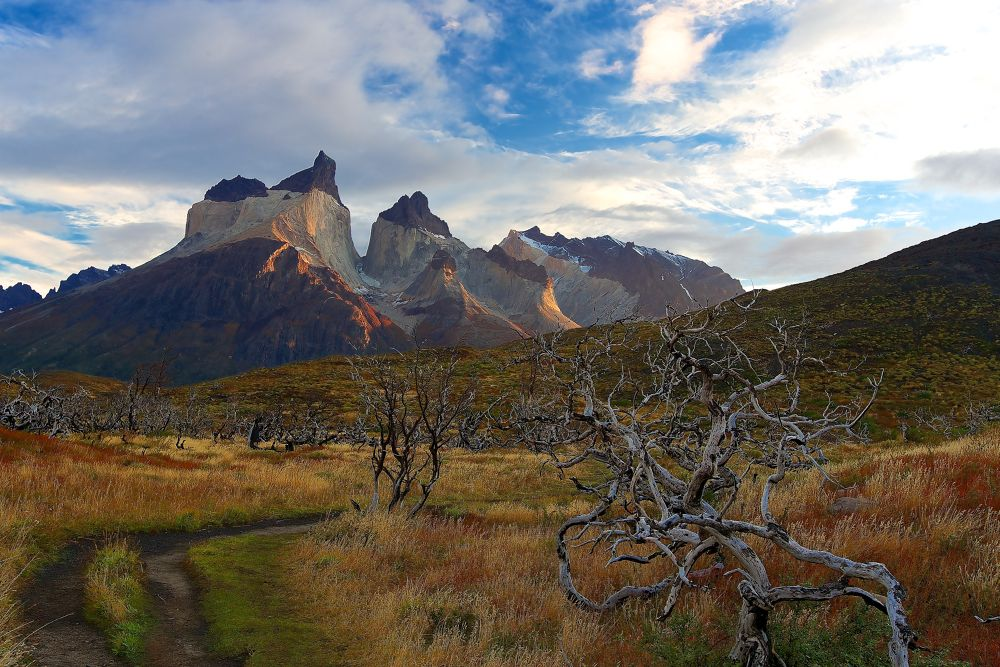 CUERNOS del Paine by andré figueiredo