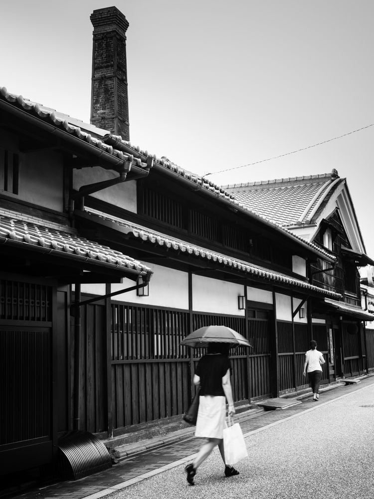 Town of brewery by shinichiinoue9619