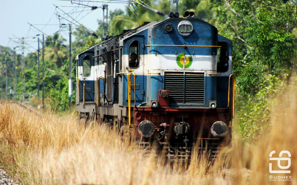 Indian Railways................ A biggest network in India... by Sudhee Photography