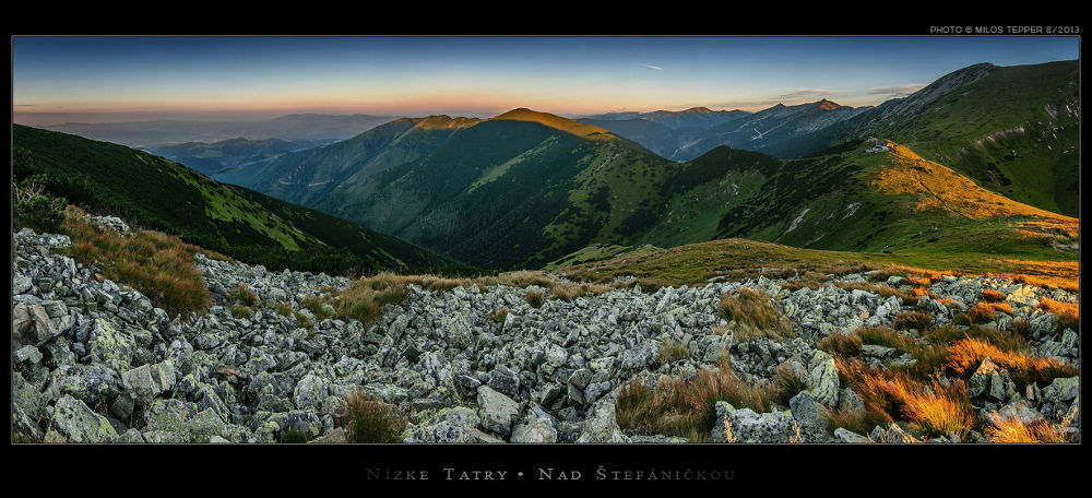 Low Tatras... by Milos Tepper