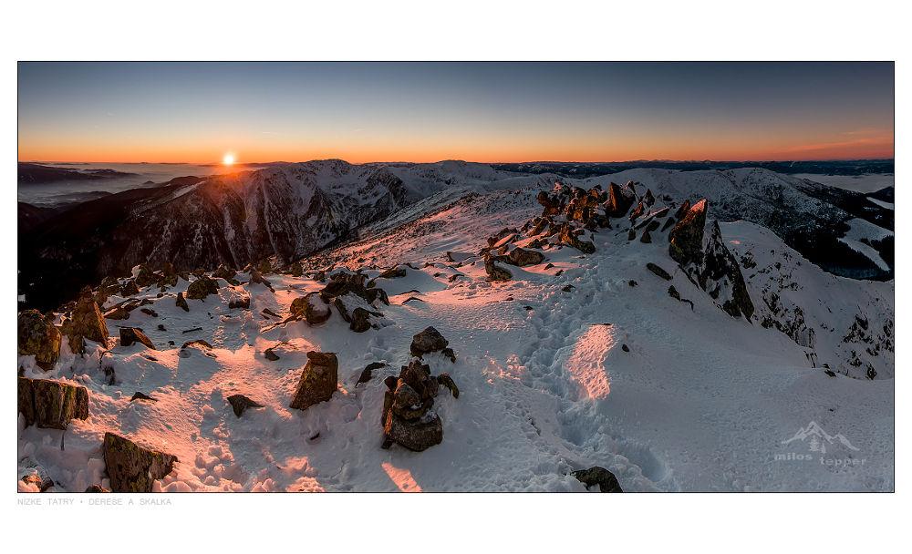Low Tatras... by Milos Tepper
