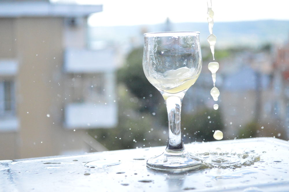 The glass by Alexander Atanasov