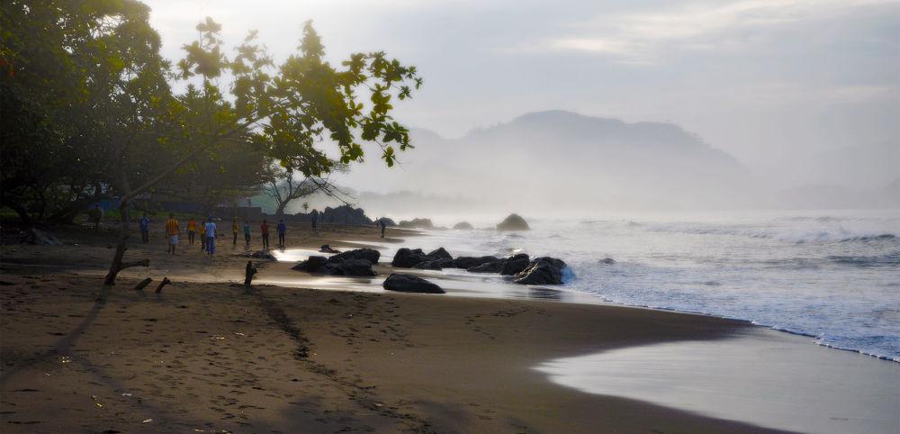 sukawayana beach, pelabuhan ratu by gun art photoshoot