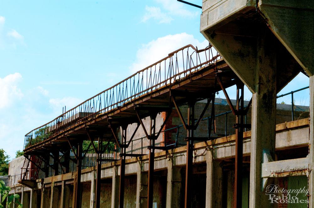 Photo in Architecture #jersey #shore #fort #hancock #sandy #hook #battery #barracks #historic #ww 2 #ww ii