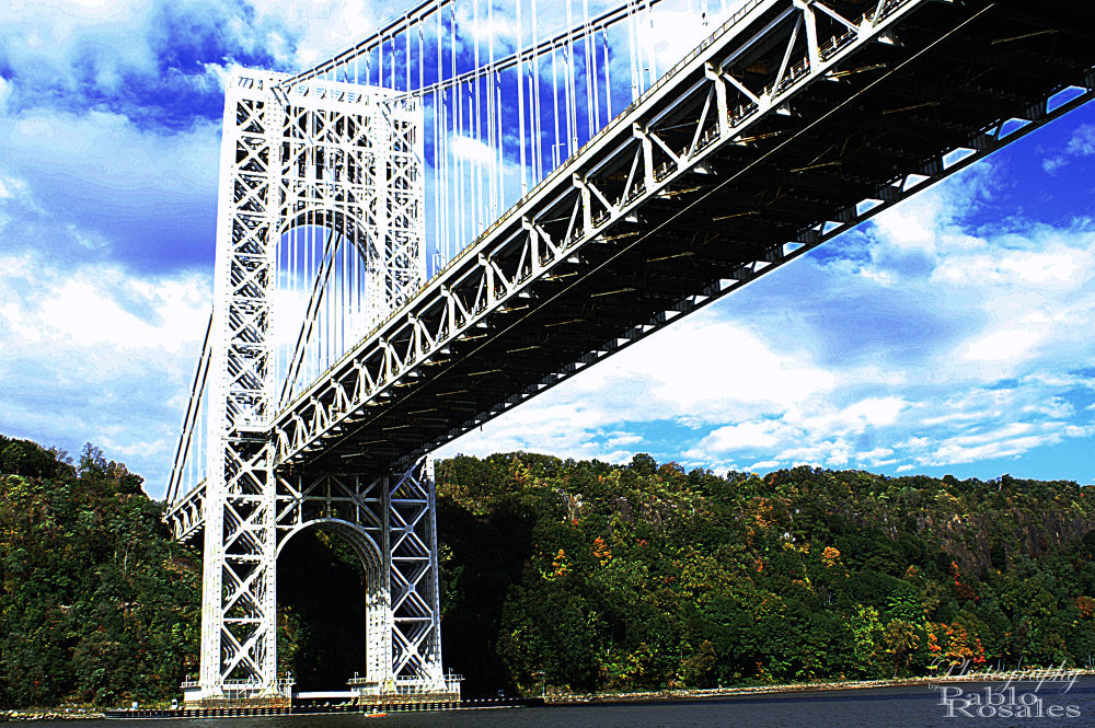PUENTE III by Photography by Pablo Rosales