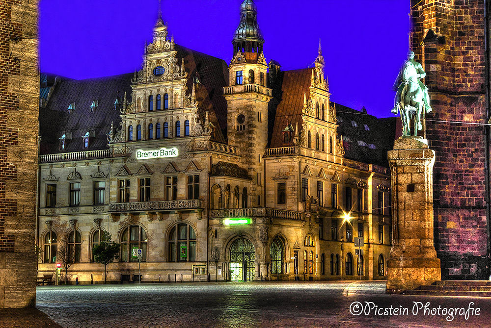 City of Bremen in Germany by Picstein Photografie
