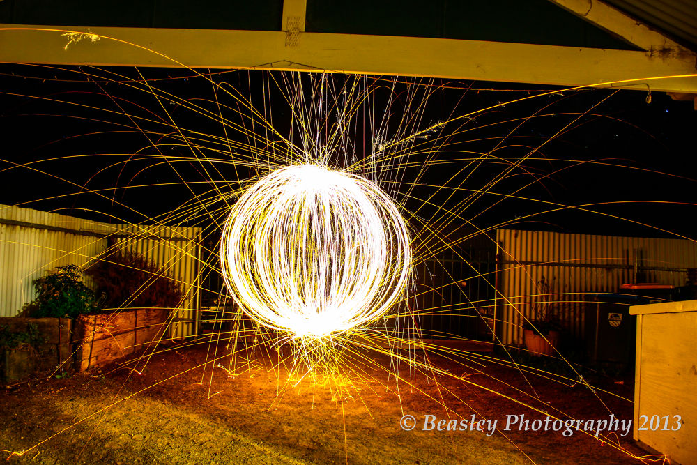 Orange Orb by Beasley Photography 2013