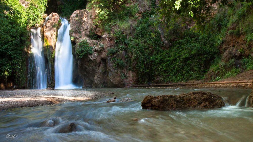 Cascade Sefrou by Adil Diouri