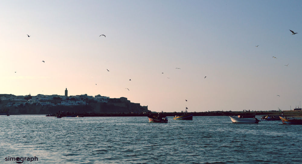 Rabat <3 by Simo Tabtaoui