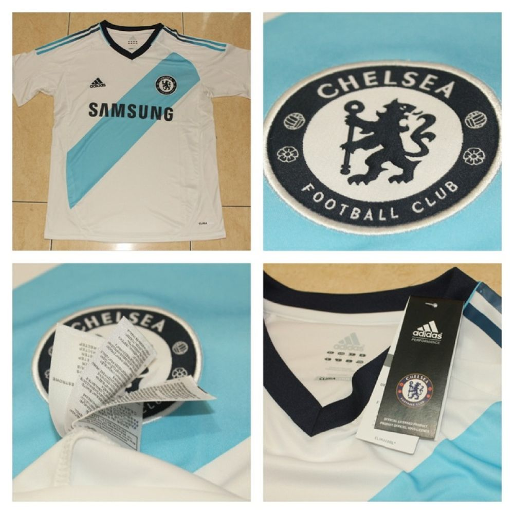 CHELSEA AWAY by tedjovi