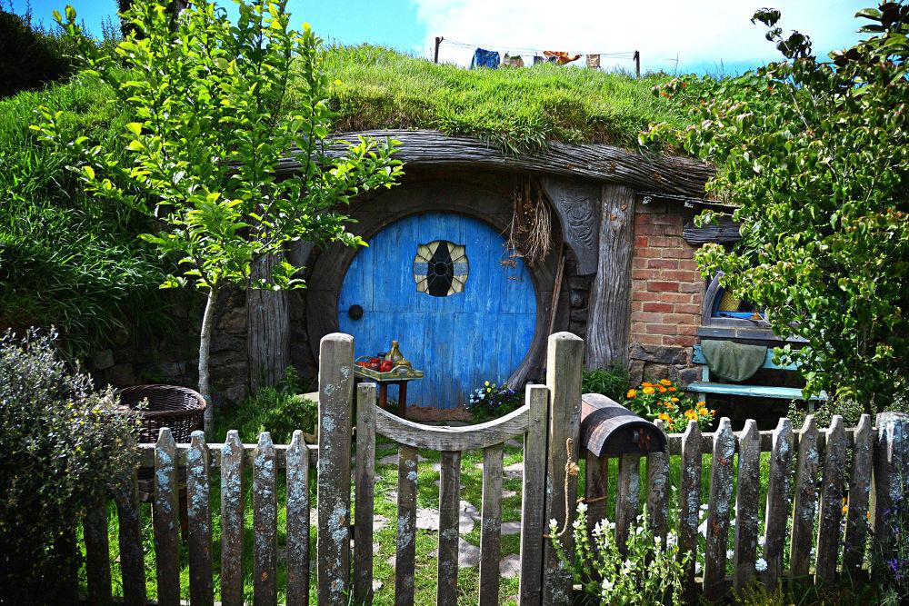 Hobbit Hole - New Zeland by Jimmy Duarte
