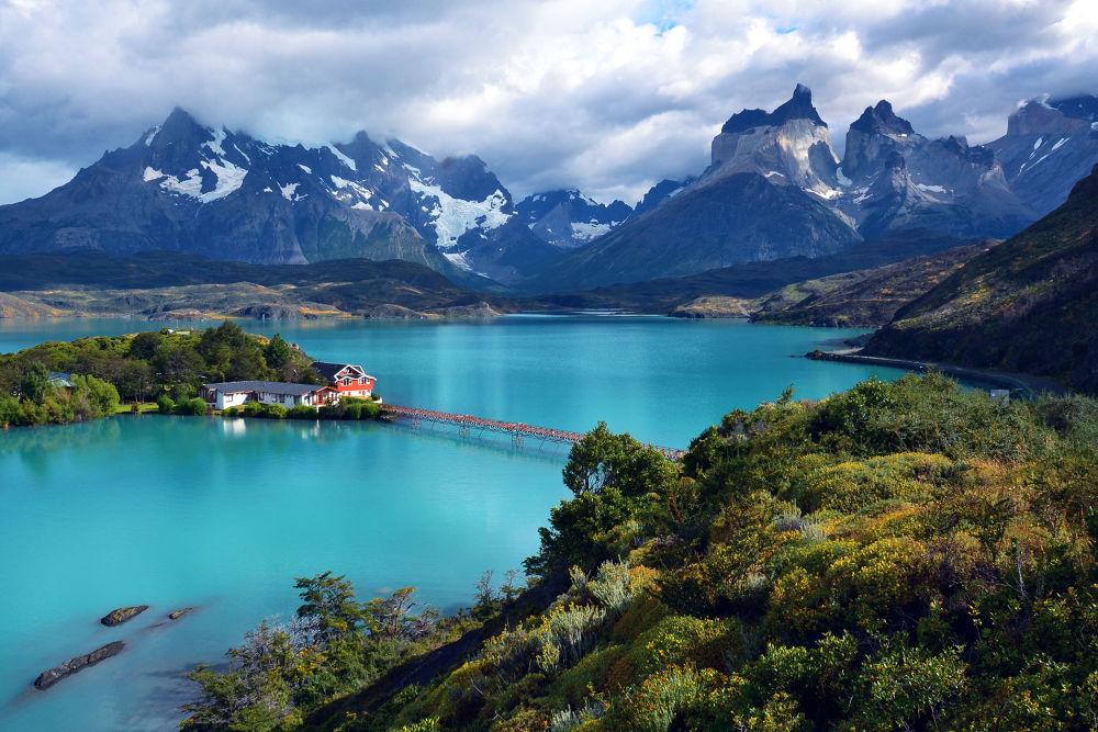 Torres del Paine by Jimmy Duarte