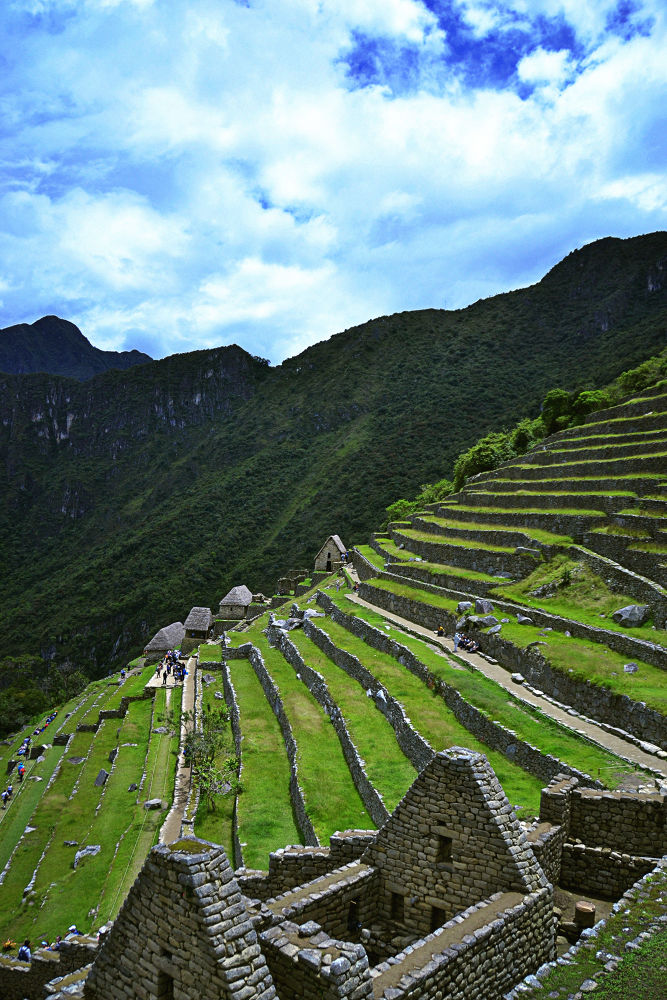 Machu Picchu by Jimmy Duarte