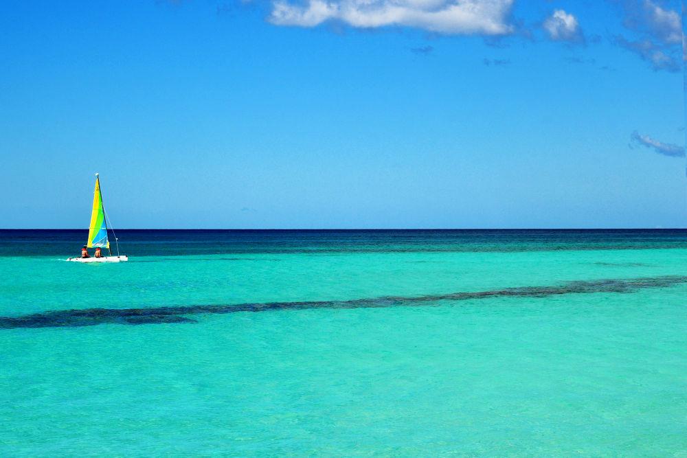 Isla Saona by Jimmy Duarte