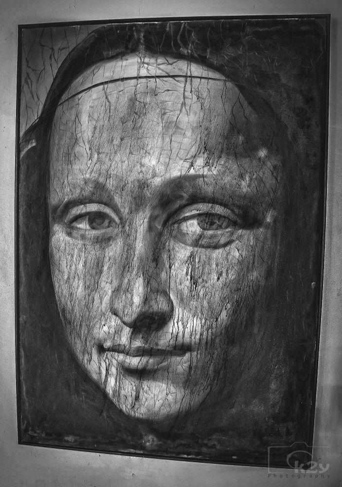 Mona Lisa Smile. by k2ykitz