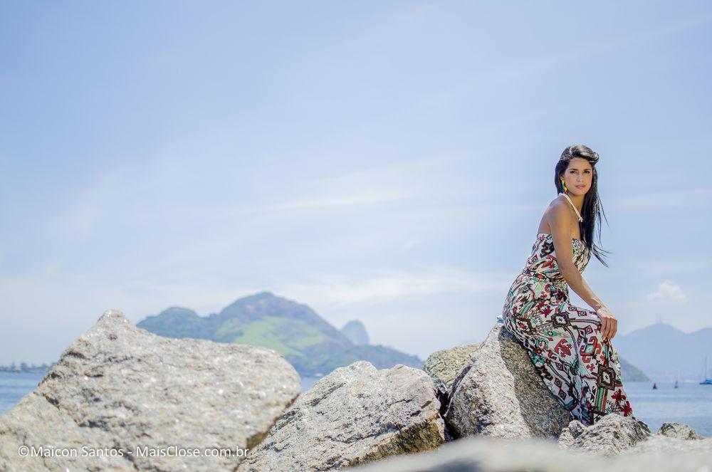 Photo in Fashion #maicon santos #webmaicon #maisclose #maisclose.com.br #nikon #d5100 #35mm #brasil #rio de janeiro #niteroi #editorial #moda #fashion #estilo #mar #oceano #mulher #girl