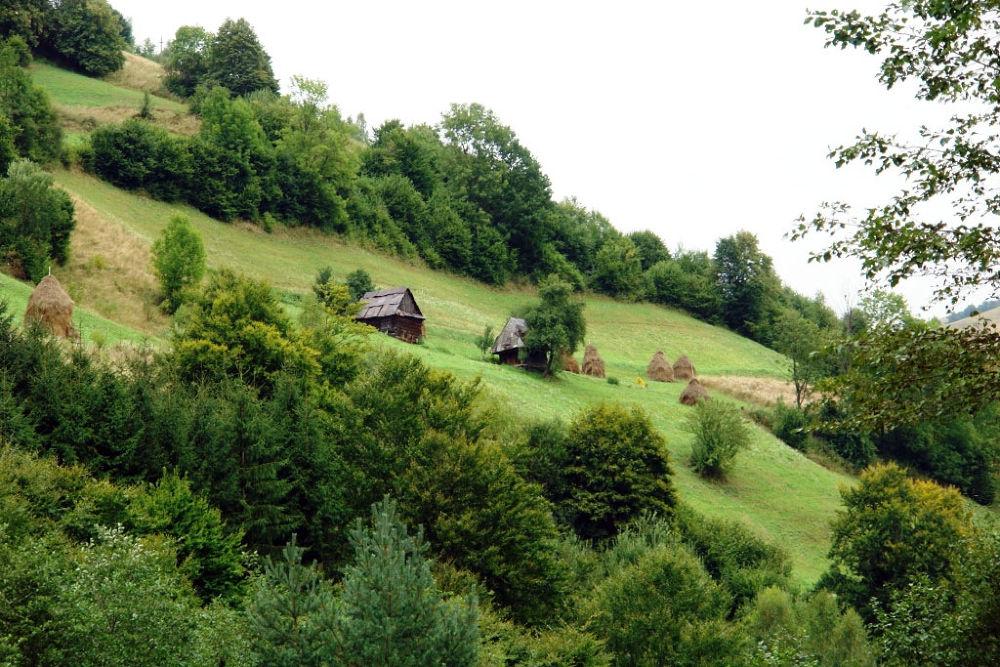 Apuseni mountains, Romania by Japonkat