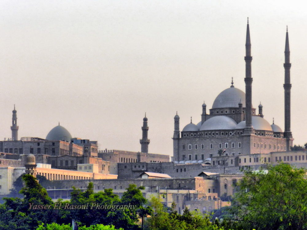 Old Islamic Cairo by yasser elrasoul