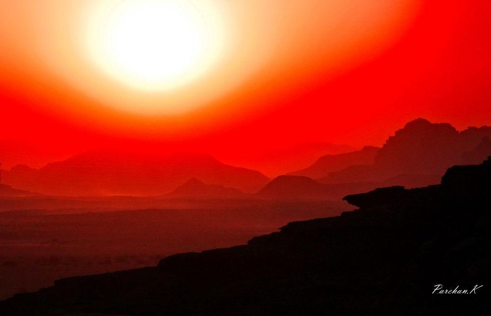 Wadi Rum-1 by parehan a komok