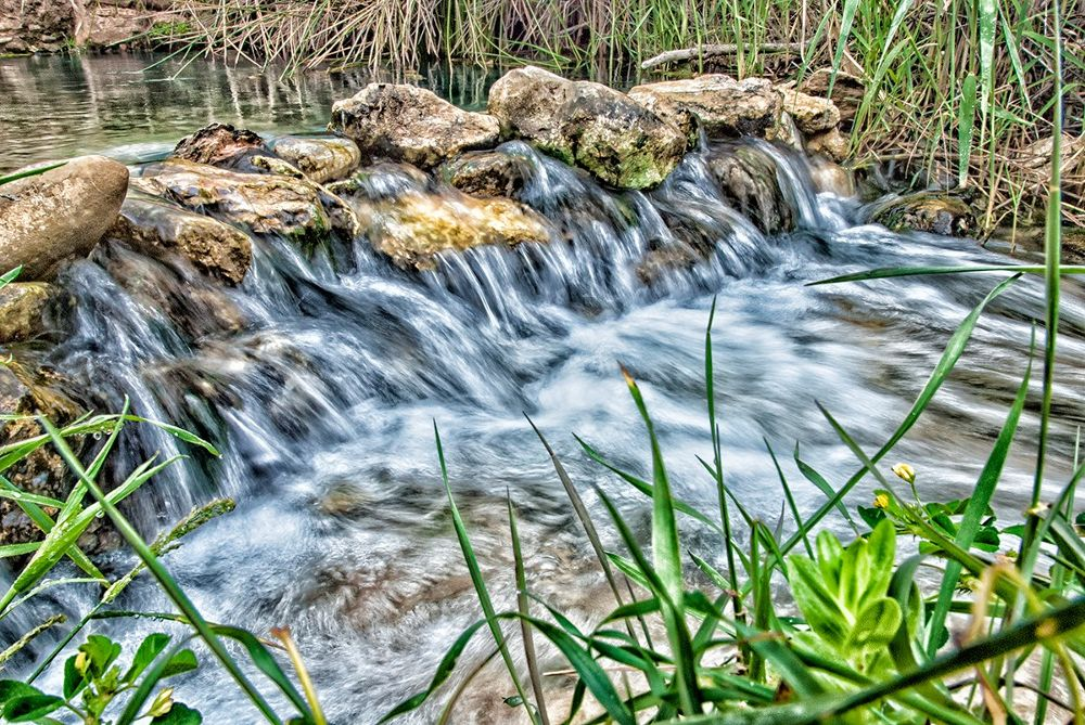 Flow of life by AlanG