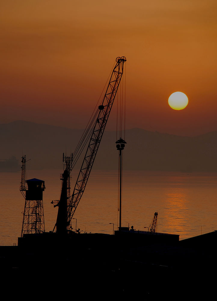 Sunset by AlanG