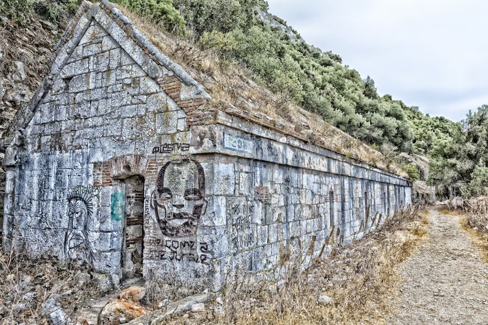 Old Barracks by AlanG