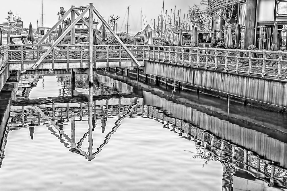 Mini Bridge by AlanG
