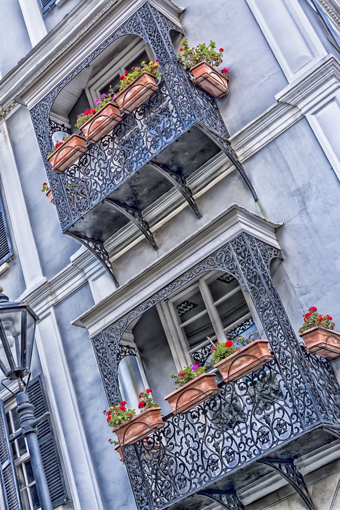 Balconies by AlanG
