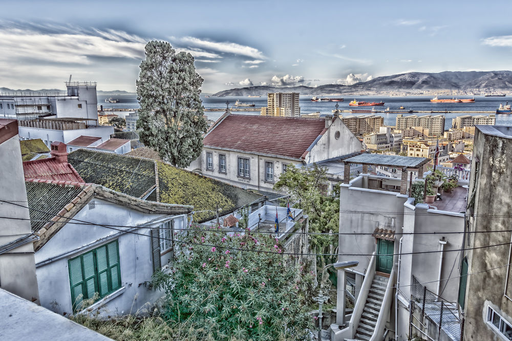 Old city by AlanG