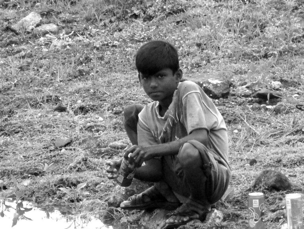 poor people by hardikrajpandya