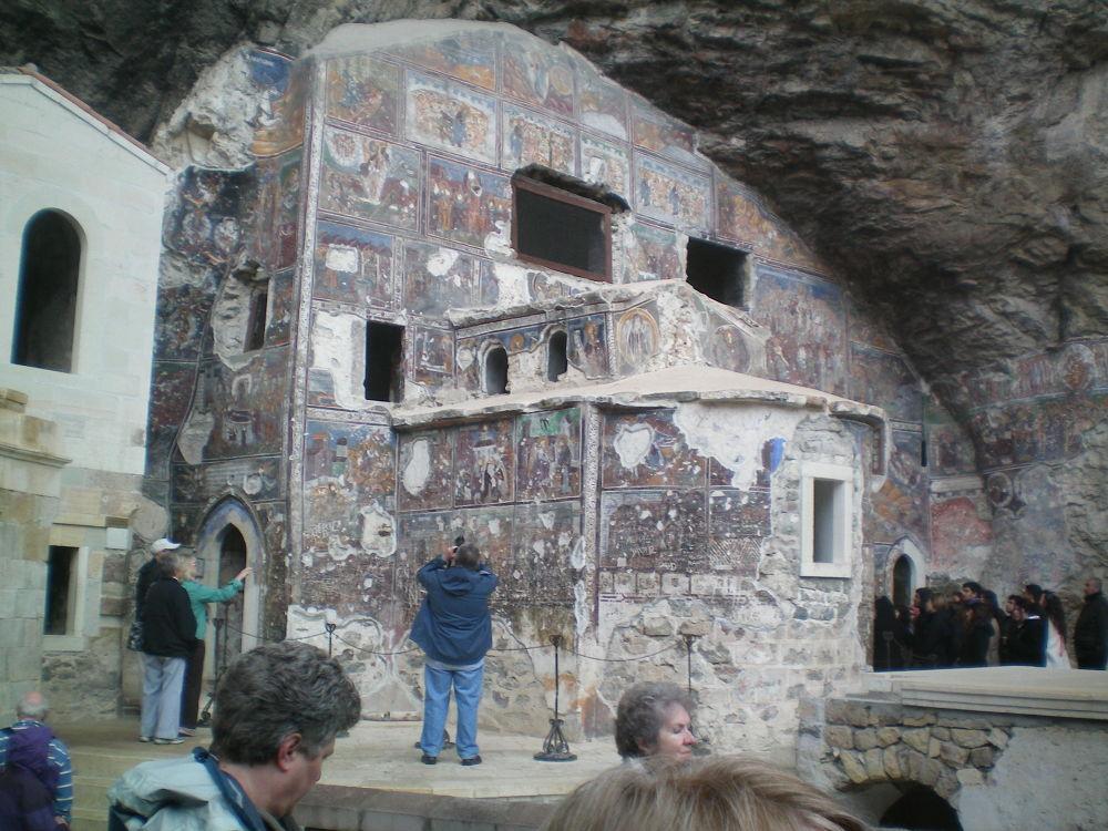 Sumela Monastry, Trabzon, Turkey by chrisrawson1