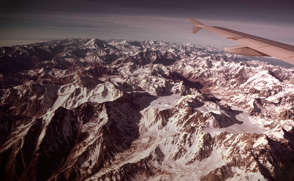 Andes by GuidoBaistrocchi