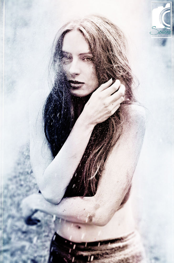 frozen. by sollenafotografie
