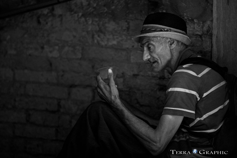 Homeless in Venice by terragraphic