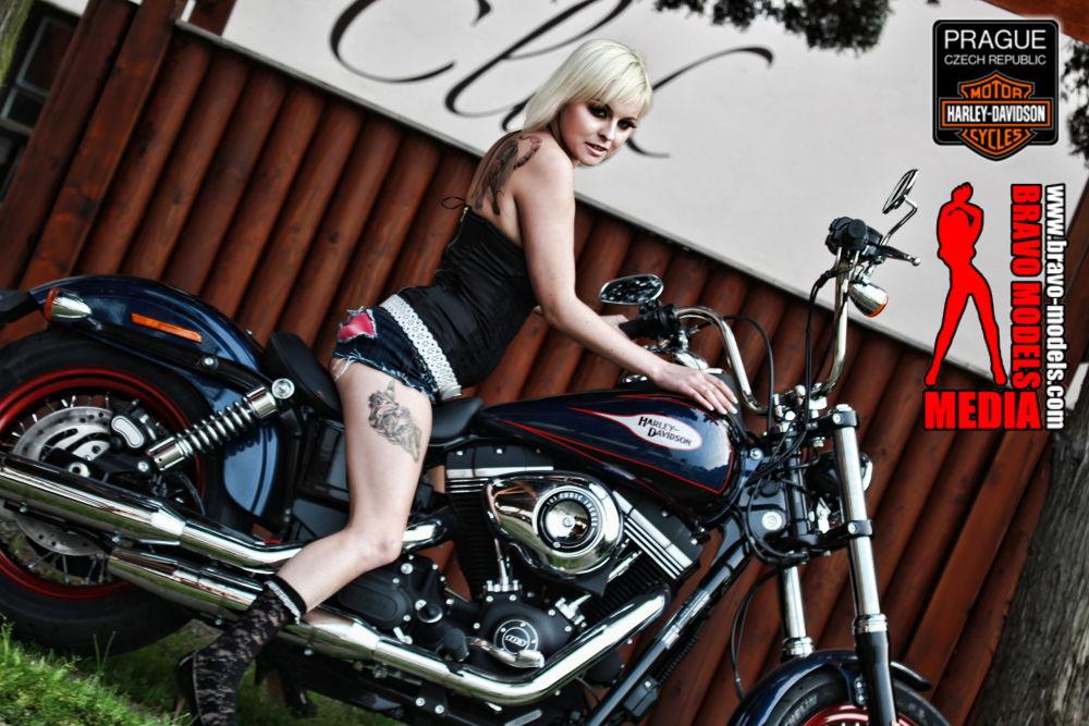 Perfect Alexis leone from Bravo Models Media by Hana Bravo